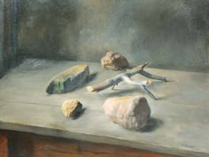 Sticks and Stones by Francis  Speight