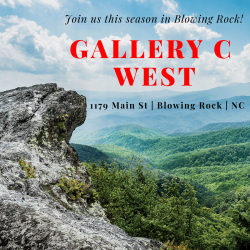 blowing rock gallery c west photo