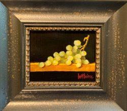 Green Grapes by Bert Beirne