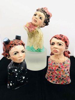 Village Women Collection by Elissa Farrow-Savos