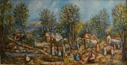 Village by Louizor, Guerda