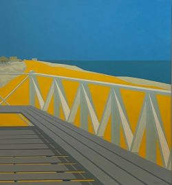 The Sun Deck by Claude Howell