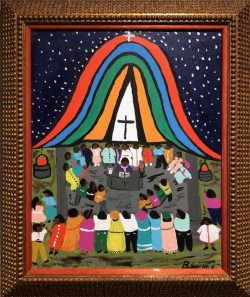 Tent Revival by Bernice Sims