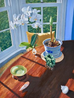 Jade in January, Kitchen Bay by William C. Wright