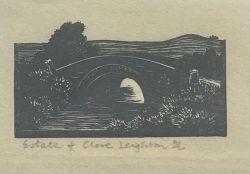 The Bridge by Claire Leighton