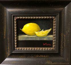 Lemon  & Slice by Bert Beirne