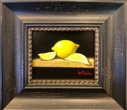 Lemon & Two Slices by Bert Beirne