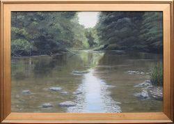 Linville River by David Addison