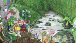 Mother Earth - Made in the Shade by Trena McNabb