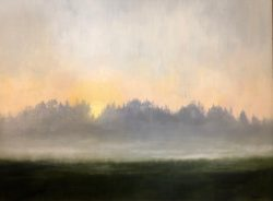 Misty Dawn by David Addison