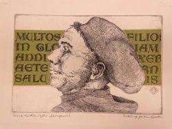 Monk Luther by Joe Chris Robertson