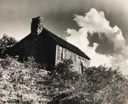 Mountain Cabin Portrait by Bayard Wootten
