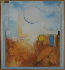 Number 12 by Horace Farlowe (1933-2006)