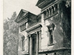 Farnsworth Art Museum by Louis Orr