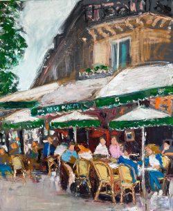 Paris by Ana Guzman