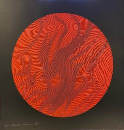 Red Sphere by Henry Pearson