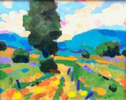 Pennsylvania Valley by Al Gury