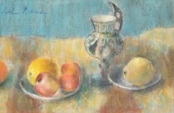 Mixed Fruit with Chalice by Pittman, Hobson (1899-1972)