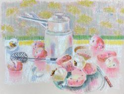 Kitchen Still Life by Hobson Pittman