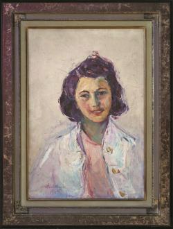 Arlette by Wladimir de (Wlodzimierz)  Terlikowski