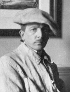 Portrait of Louis Orr