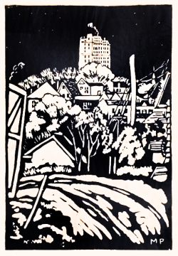 The City by Pugh, Mabel (1891-1986)