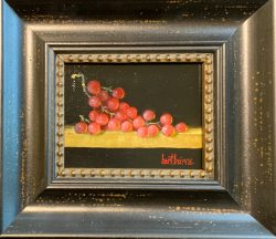 Red Grapes by Bert Beirne