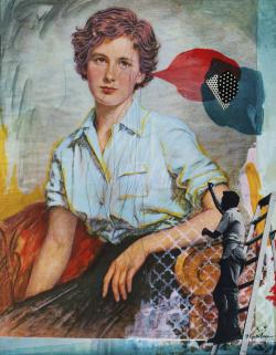 Revised Portrait II by Julia Harmon