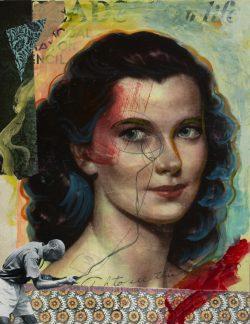Revised Portrait IV by Julia Harmon