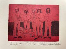 Riders of the Purple Sage by Joe Chris Robertson