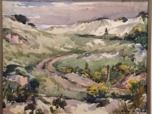 Road Through the Dunes by Harry DeMaine