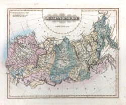 The Russian Empire by Maps (collection)