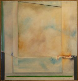 Shades of Green by Horace Farlowe (1933-2006)
