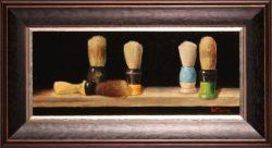 Shaving Brushes by Bert Beirne