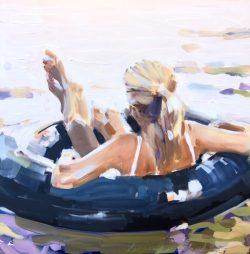 Afternoon Drift by Laura Lacambra Shubert