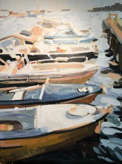 Boats by Laura Lacambra Shubert