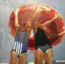 Inner Tube by Laura Lacambra Shubert