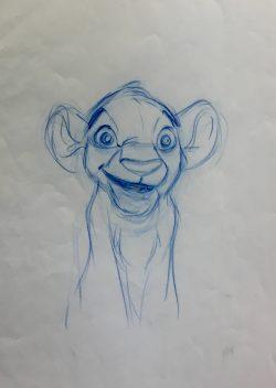 Simba by Walt Disney Studios