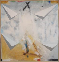 Sky Fold No 11 by Horace Farlowe (1933-2006)