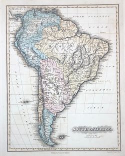 South America by Maps (collection)