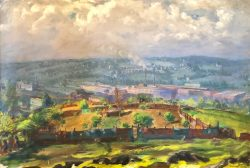 Mills and Gardens by Francis Speight (1896-1989)