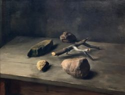 Sticks and Stones by Francis Speight (1896-1989)