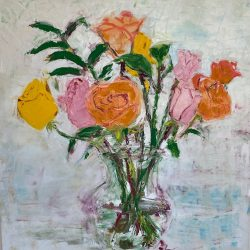 Spring Blooms by Ana Guzman
