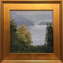 Sproat Lake by David Addison