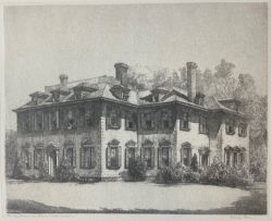 Stanley House, New Bern, NC by Louis Orr