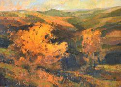 Subsiding Ridges by Trey Finney