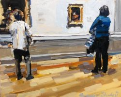 The Vermeer Show, Washington DC by Laura Lacambra Shubert