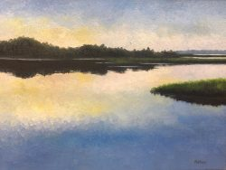 West Channel by David Addison