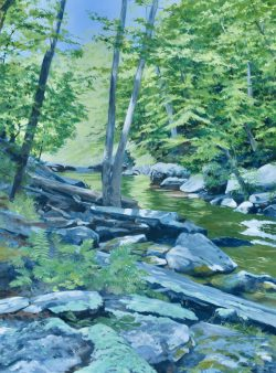 Upper Gunpowder Falls by William C. Wright