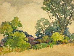 Varied Foliage by Harry DeMaine (1880-1952)